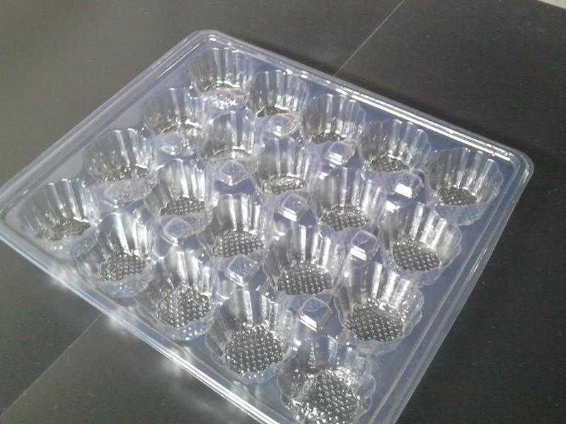 Fabricante de bandejas vacuum forming